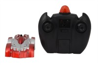 VTC Wall Climber Infrared Control Car (Red, Silver)