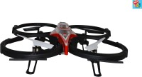 Mera Toy Shop F182 4ch 2.4g 6-Axis Gyro Rc Quadcopter  (Multicolor)