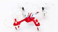 The Flyer's Bay 2.4 GhZ Mini Drone (White)
