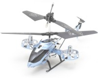 The Flyer's Bay Remote Controlled 4 Channel Avatar Fighter (Multicolor)