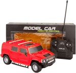PremK Remote Control Toys PremK Toys Red 1:24 Scale Rechargeable Hummer