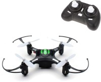 Toys Bhoomi 2.4g 4ch 6-Axis Rc Quadcopter Drone With One Key Return Function - 360 Flips & Headless Mode (Black)