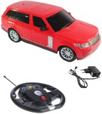 ToysBuggy Remote Control Toys ToysBuggy 1:24 Range Rover Shaped Steering Remote Controlled Car SUV