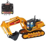 Building Mart Remote Control Toys Building Mart RC Excavator Construction Toys