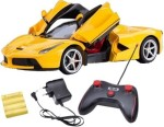 Dinoimpex Remote Control Toys Dinoimpex Rechargeable Ferrari Style RC Car With Fully Function Doors