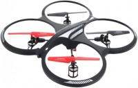 Emob G-Shock X-Drone With Camera And Video Recording Quadcopter Helicopter (Multicolor)
