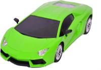 Just Toyz High Speed Lamborghini Car Sumo (Green)