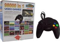 Popular Game 98000 In 1 For Kids (Black)