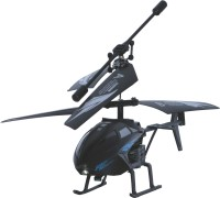 Toyzstation Ghost 2.5 Channel Remote Controlled Helicopter (Black)