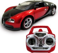 AV Shop 1:14 Radio Control Racing Model Car (Red, Black)