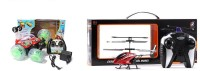 Madink Combo Of Remote Control Stunt Car & Vmax HX713 Helicopter (Red)