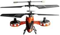 Fantasy India 4 Channel RC Avatar Fighter Toy Helicopter (Multicolor)