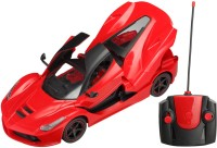 Saffire 1:16 Remote Controlled Ferrari With Opening Doors And Dicky (Red)