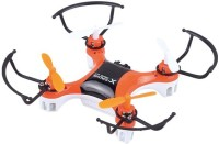 PRASIDH Multicolour Nano Drone 2.0 With 6 Axis Gyro Stabilization (White)