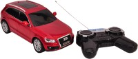 Mera Toy Shop Audi Q5 1:24 Scale Model Car-Red (Multicolor)