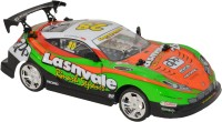 Mera Toy Shop Champion Pacemaker R/C Sports Car-Green (Multicolor)