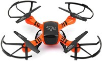 The Flyer's Bay Scout Drone / Quadcopter With 3D Eversions And Camera - 2.4g Rc 6 Axis (Multicolor)