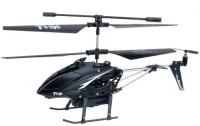 The Flyer's Bay 3.5 Channel Helicopter With Camera & Gyro System (Multicolor)