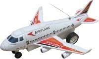 Scrazy Radio Control Special Styles Airplane Toy (White)