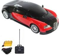 A R ENTERPRISES Remote Controle Bugatti Car (multi)