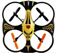 The Flyer's Bay RC 2.4 Ghz Defender Drone (Yellow)