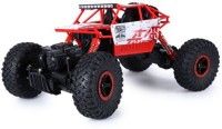 Gift World 2.4G 4WD Rock Crawler Climbing RC Off-Road Car (Red)