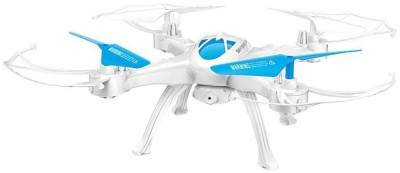 Gift World LH-X16 2.4Ghz 6 CH 6-Axis Gyroscope One Key Return & Headless Mode R/C Camera Drone (Blue)