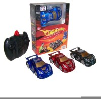 Branzer Wall Climber Car (Red, Blue, Black)