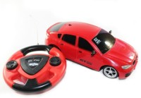 Littlegrin Jackmean Remote Control RC Car With Charger Gift Toy For Kids (Red) (Red)