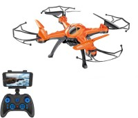 Gift World 6 CH 6 Axis Gyro Wi-Fi FPV Real-time Streaming HD Camera Drone (Orange)