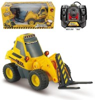 Toys Bhoomi RC Forklift - Construction Toys (Yellow)