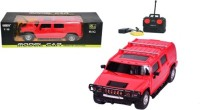 Z10 Remote Control Hummer Model Car Scale 1:16 With Charger Kit Gift Toy For Kids (Red)