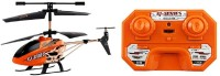 ToysBuggy SJ200 3.5 Channel Remote Control Alloy Helicopter With Gyro (Multicolor)
