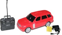 Scrazy Red Range Rover With Remote Control Car (Red)