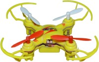 Mera Toy Shop 6-Axis Gyro Incredible Nano-Sized Rc Quadcopter Mini Ufo With Headless Mod (Multicolor)