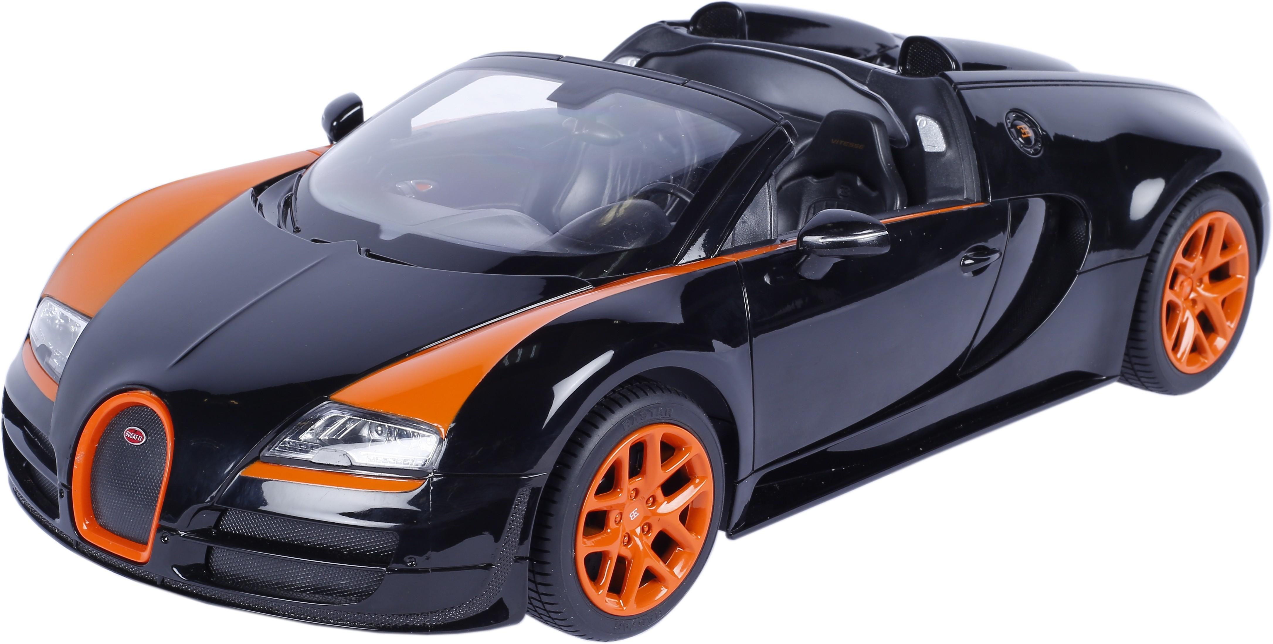 45% off on toyhouse radio remote control 1:14 bugatti veyron 16.4