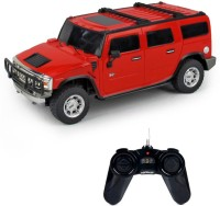 A2b R/C 1:24 Hummer H2 Suv (Red)