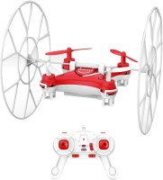 Venus-Planet Of Toys LH-X11 2.4GHz 4CH 6-Axis Gyro NANO 3 IN 1 RC Quadcopter (Red, Blue, Green)