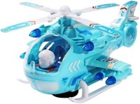 Saurabh Import Helicopter For Kids (Blue)