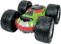 Simba Dickie Rc Wild Flippy, Ready To Run (Green)