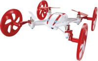 The Flyer's Bay 4 In One Drone With Camera (Multicolor)