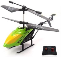 Taaza Garam Remote Control Alloy Model Helicopter (Green)