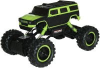 Adraxx 1:14 Scale RC 4WD Rally Racing Car Toy (green)