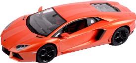 Mitashi Dash 1:24 RC Lamborghini Aventador LP720-4 - Black