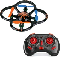 Toynation 2.4g 4ch 6 Axis Quadcopter Nano Drone U (Black)