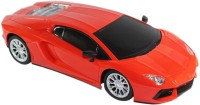 A R Enterprises Remote Control Rechargeable Lamborghini Car (Multicolor)