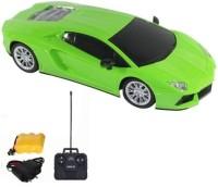 A2b R/C 1:16 Sports Racing Toy Car (Green)