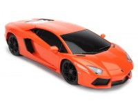 The Flyer's Bay The Flyer's Bay Licenced Lamborghini Aventador LP700 1:24 Scale With Shock Absorbors And LED Lights (Multicolor)