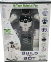 Silverlit Robot Series Build-A-Bot Remote Control Toy - White