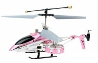 FairToys Dragon Fighter BN747 4-Channel IR Remote Control Helicopter With Gyroscope (Pink, Blue)